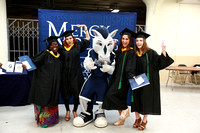 Mercy College Commencement 2013